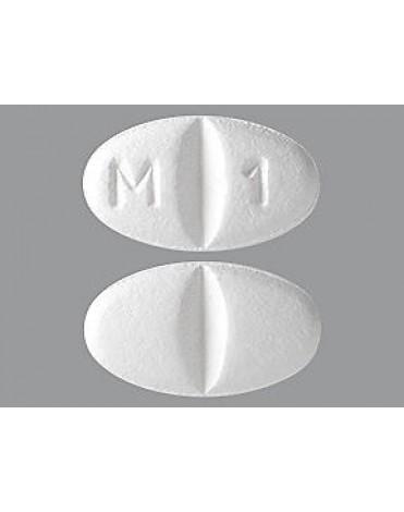 METOPROLOL SUCC ER 25MG (TOPROL XL) TABS 500CT