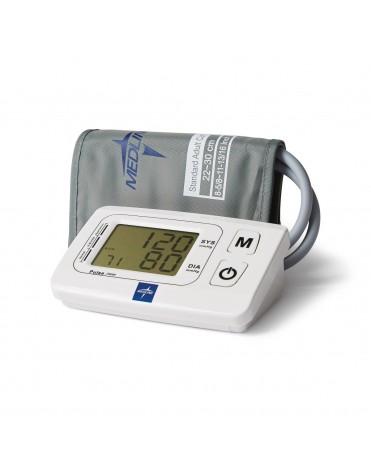 AUTOMATIC DIGITAL BLOOD PRESSURE MONITOR, ADULT 1CT