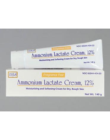 AMMONIUM LACTATE 12% CREAM 140GM