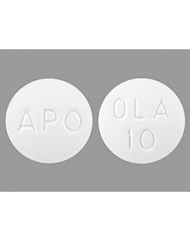 OLANZAPINE 10MG (ZYPREXA) TABS 1000CT