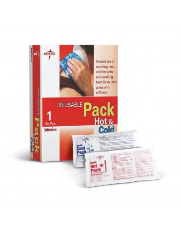 HOT & COLD GEL PACK 1CT