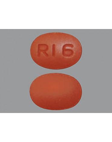 RISPERIDONE 4MG (RISPERDAL) TABS 500CT