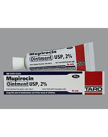 MUPIROCIN OINT USP 2% (BACTROBAN) 22GM