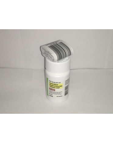 SERTRALINE HCL 25MG (ZOLOFT) TABS 90CT
