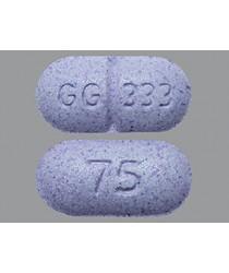 LEVOTHYROXINE SODIUM 75MCG (SYNTHROID) TABS 1000CT