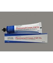 FLUOROURACIL 5% (EFUDEX) CREAM 40GM