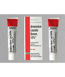 AMMONIUM LACTATE CREAM 12% (LAC-HYDRIN) CRM 2X140GM (280GM)