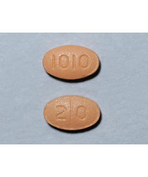 CITALOPRAM HBR (CELEXA) 20MG TABS 100CT