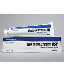 NYSTATIN 100,000 UNITS (MYCOSTATIN) CRM 30GM