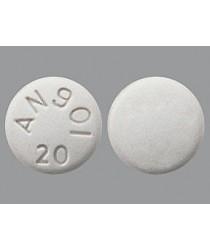 ARIPIPRAZOLE 20MG (ABILIFY) TABS 30CT