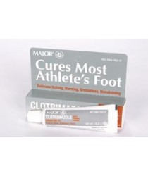 CLOTRIMAZOLE ANTIFUNGAL 1% CRM 28.35GM (1OZ)