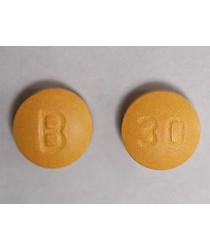 NIFEDIPINE ER 30MG (PROCARDIA XL) TABS 100CT