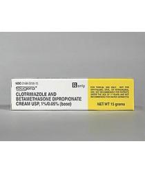 CLOTRIMAZOLE/BETA DIP (LOTRISONE) CRM 15GM