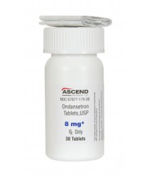 Ondansetron Hcl Eq 8Mg Base Tabs - 30ct (Generic form of ZOFRAN)