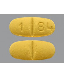 OXCARBAZEPINE 300MG TABS 100CT