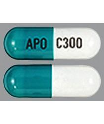 CARBAMAZEPINE ER 300MG (CARBATROL) CAPS 120CT
