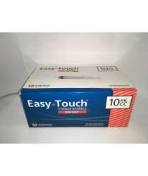EASYTOUCH 10 ML UNI-SLIP BARREL (TUBERCULIN)